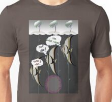Clever Fish. Unisex T-Shirt