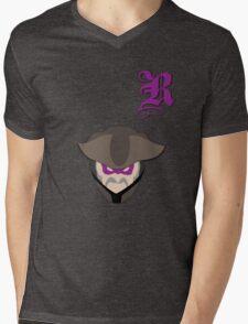 Revenge Society Mens V-Neck T-Shirt