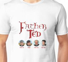 FATHER TED CAST Unisex T-Shirt