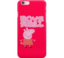 Peppa Pig - Boys Smell iPhone Case/Skin