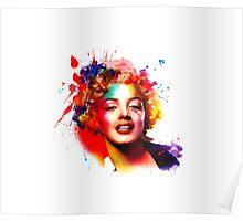 """Marilyn"" Poster"