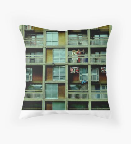 State Dependent Family (version 2.0) Throw Pillow