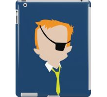 Master Billy Quiz Boy iPad Case/Skin