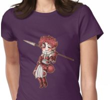Chibi Sully Womens Fitted T-Shirt