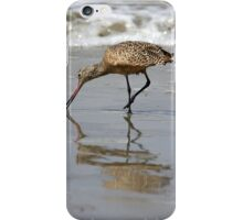 Marbled Godwit iPhone Case/Skin