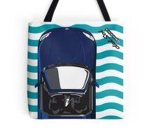 Honda Delsol Towel inspired - Adriatic-Harvard blue Tote Bag