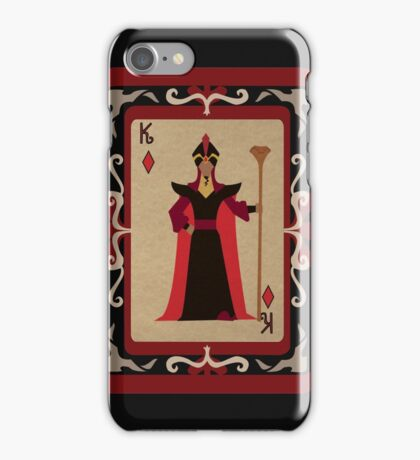 Sorcerer of the Sands iPhone Case/Skin
