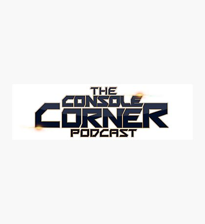 The Console Corner Podcast Photographic Print