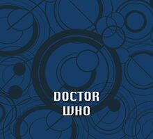 Doctor Who - Galifrayan by televisiontees