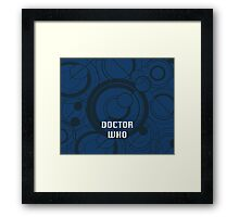 Doctor Who - Galifrayan Framed Print
