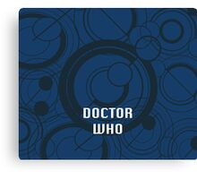 Doctor Who - Galifrayan Canvas Print