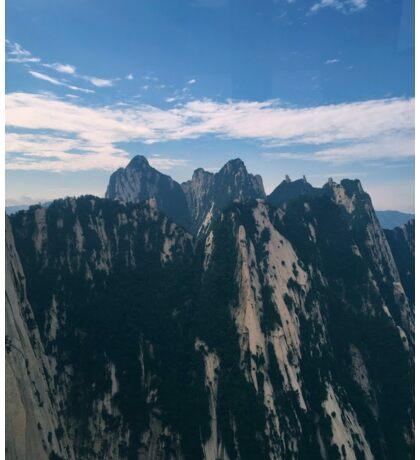 Mt. Hua Sticker