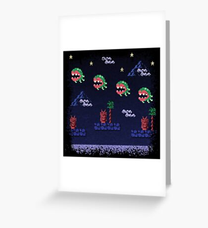 Miks Greeting Card