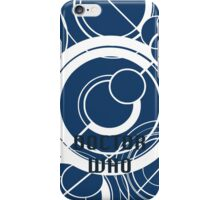Doctor Who - Gallifreyan iPhone Case/Skin