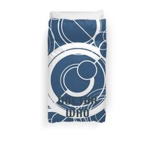 Doctor Who - Gallifreyan Duvet Cover