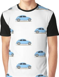 blue bug Graphic T-Shirt