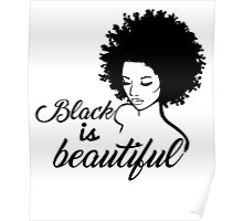 Black Is Beautiful Poster