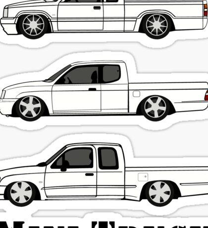 Mini Truck Sticker
