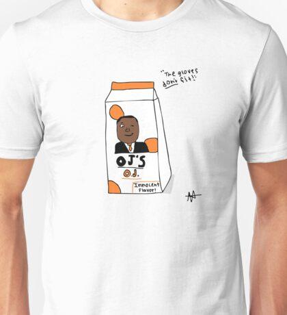 OJ's OJ  Unisex T-Shirt