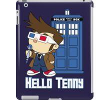 Hello Tenny iPad Case/Skin