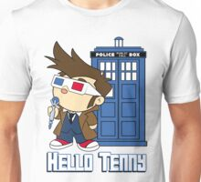 Hello Tenny Unisex T-Shirt