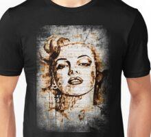 Marilyn Monroe original  ink painting Unisex T-Shirt