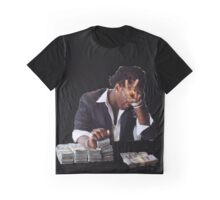 Young Thug Money Graphic T-Shirt