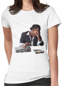 Young Thug Money Womens Fitted T-Shirt