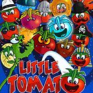Little Tomato; Age of Tomatoes, poster 1 by Andrés Hurtado