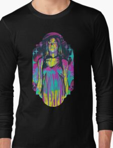 Neon Horror: Carrie Long Sleeve T-Shirt