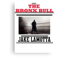 Bronx Bull Canvas Print