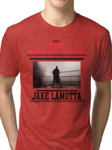 Bronx Bull Tri-blend T-Shirt