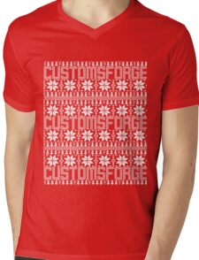 Merry Christmas from CustomsForge! Mens V-Neck T-Shirt