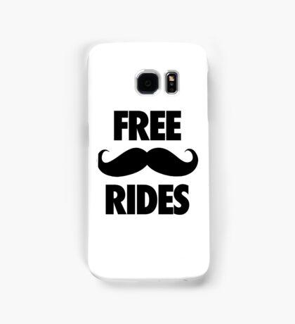 FREE MUSTACHE RIDES Samsung Galaxy Case/Skin