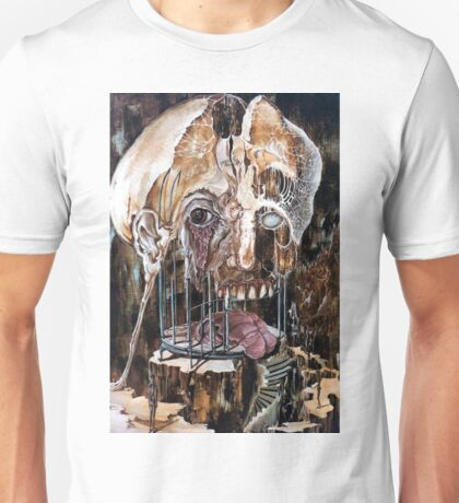 creepy Unisex T-Shirt