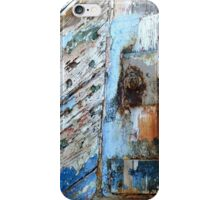 """Edge of the Dock"" iPhone Case/Skin"