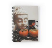The Zen of Persimmons Spiral Notebook