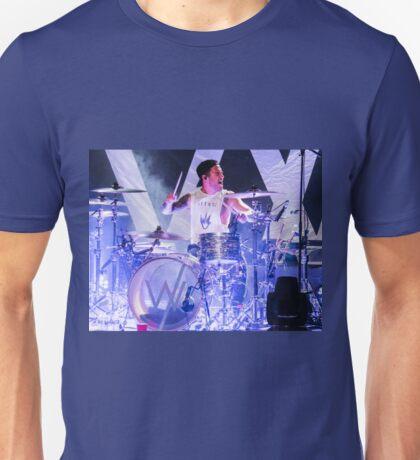 Gabe Barham Sleeping With Sirens SWS Photo at The Rave 11/5/16 Unisex T-Shirt