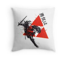 Traditional Hero of Time Throw Pillow