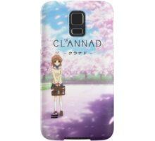 Clannad Phone Case-Cherry Blossom Samsung Galaxy Case/Skin