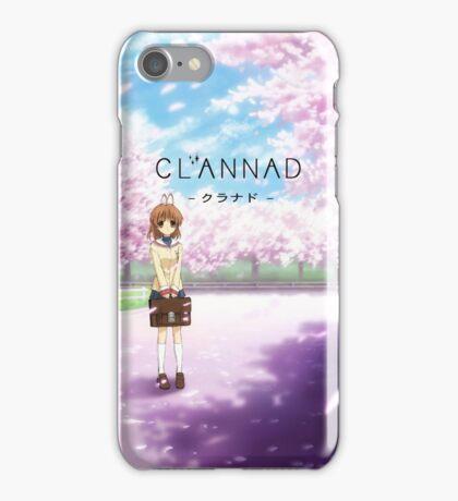 Clannad Phone Case-Cherry Blossom iPhone Case/Skin