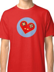 A Gamer Valentines Day  Classic T-Shirt