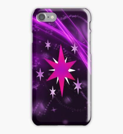 Twilight Sparkle Cutie Mark iPhone Case/Skin