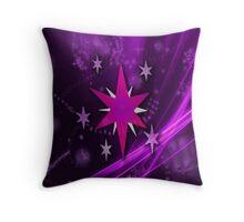 Twilight Sparkle Cutie Mark Throw Pillow