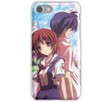 Clannad-Nigasa and Tomoya  Phone Case  iPhone Case/Skin