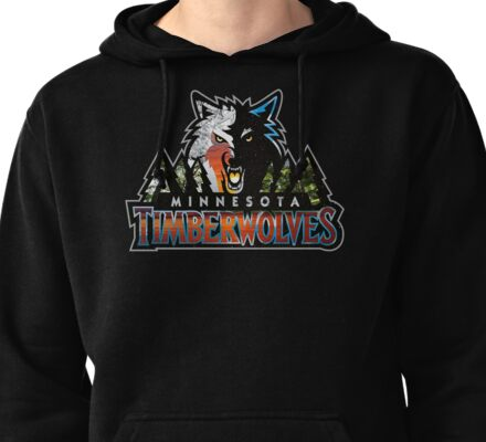 MN T-Wolves New Generation. Pullover Hoodie