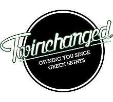 Twincharged - Owning you since green lights Photographic Print