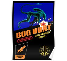 Aliens - Bug Hunt Poster