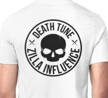 DEATHTUNE ZILLA INFLUENCE Unisex T-Shirt