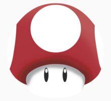 Super Mushroom by Scott Duncan